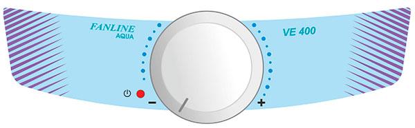 Панель управления мойкой воздуха с дисками