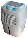 Увлажнитель-воздухоочиститель с нагревом воды